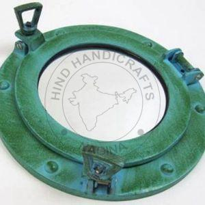 Nautical Porthole Mirrors