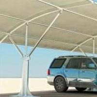 Car Parking Tensile Structure 11