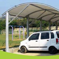 Car Parking Tensile Structure 12