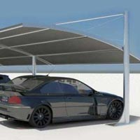 Car Parking Tensile Structure 13