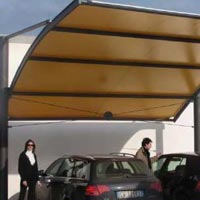 Car Parking Tensile Structure 14