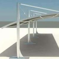 Car Parking Tensile Structure 15