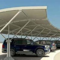 Car Parking Tensile Structure 17