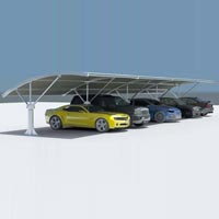 Car Parking Tensile Structure 18