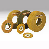 8A Medium Grade VXL Convolute Deburring Wheels