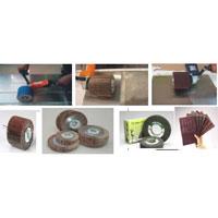 Abrasives for Stainless Steel Finishing