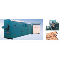 Copper Bus Bar Polishing Machine