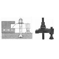 U type mould Clamps