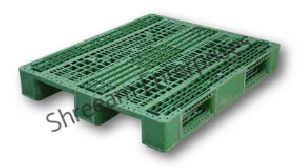 Injection Moulded Plastic Pallets