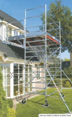 Stairway Mobile Cantilever Scaffolding