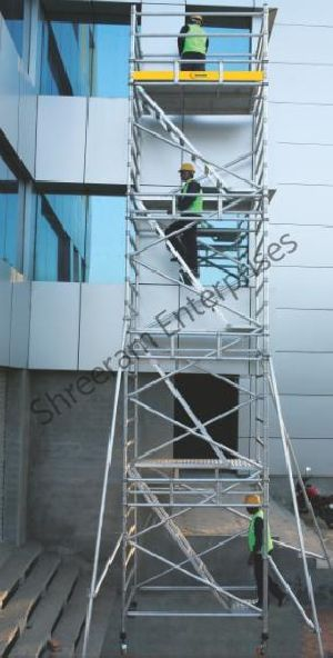 Stairway Mobile Scaffolding