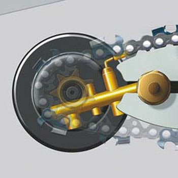 Ematic Chain Lubrication System