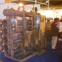 Horizontal Package Yarn Dyeing Machine