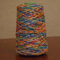 Space Dyed Yarn 03