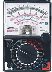 MULTIMETER, ANALOGUE
