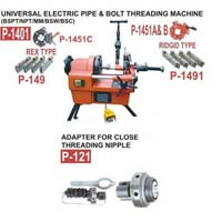 universal electric pipe