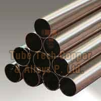 90/10 Cupro Nickel Tubes