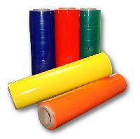 Colored Stretch Film Rolls