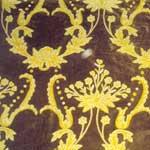 Crewel Fabric Blooming Brow-190
