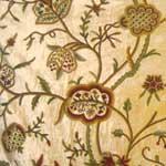 Crewel Fabric Watlab Peruvian Gold-110
