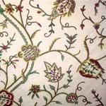 Crewel Fabric Watlabtune Classic White-98