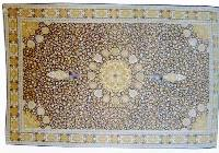 Silk Carpet FO-SSC-01 (24x24) Knots
