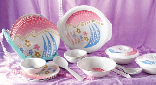 Melamine Dinner Set 32 Pcs