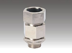 DOUBLE COMPRESSION WEATHER PROOF CABLE GLAND