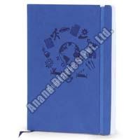Blue World Note Book