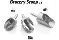 Stainless Steel Grocery Scoop