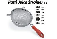 Stainless Steel Juice Strainer