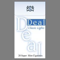 Deal Classic Lights Slim Cigarette