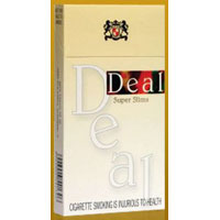 Deal Super Slim Cigarette