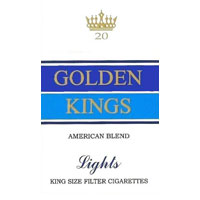 Golden Kings American Blend Cigarette