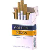 Golden Kings Full Flavour Virginia Cigarette