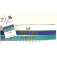Golden Kings Menthol Cigarette