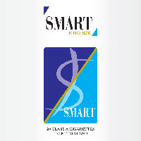 Smart Blue Cigarette