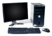 Desktop Computer (Intel Core 2.66 GHz)