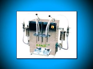 Automatic Viscous Liquid Packing Machine