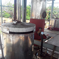 SS-304 Jaggery Concentrator