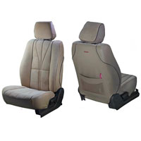 Europa Rider Beige Car Seat Cover
