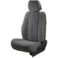 Europa Rider Grey Car Seat Cover