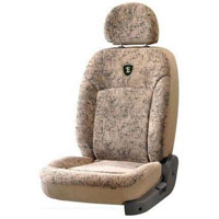 Europa Safari Beige Car Seat Cover