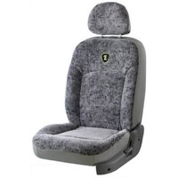 Europa Safari Grey Car Seat Cover