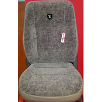 Europa Safari I-Grey Car Seat Cover