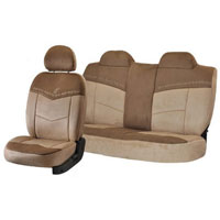 Fantasy Beige Car Seat Cover