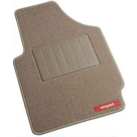 Miami Beige Car Mat