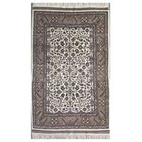 Hand Knotted Woolen Natural Color Carpet