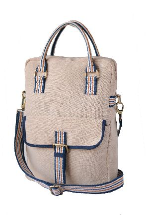 Jute Laptop Bag