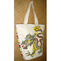 Cotton Sling Shopping Bags
